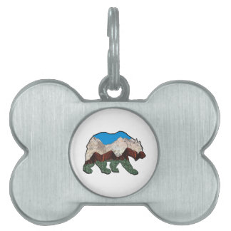 FOR THE PRIZE PET NAME TAG