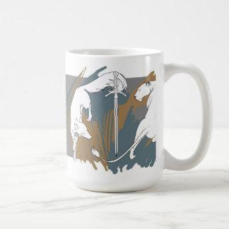 For the putsch coffee mug