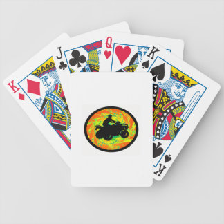FOR THE RIDE BICYCLE PLAYING CARDS