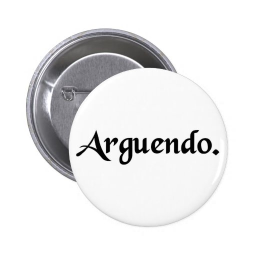 For the sake of argument pin