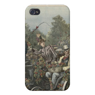 For the Victims of Duty iPhone 4/4S Cases