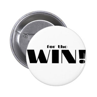 For The Win! Button