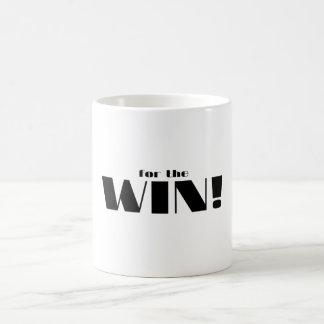For The Win! Coffee Mug