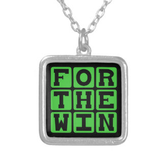 For The Win, FTW Internet Meme Jewelry