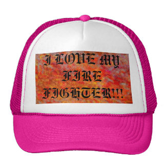 FOR THE WIVES TRUCKER HAT