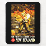 For The World's Best Sport ~ New Zealand Mouse Pads
