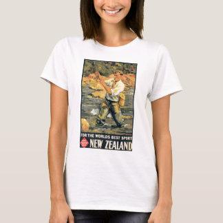 For the World's Best Sport New Zealand T-Shirt