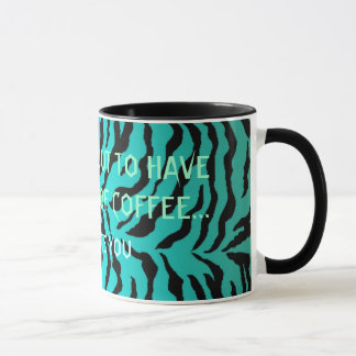 For Those About to Have the 1st Cup of Coffee Mug
