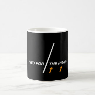 For Two the road Coffee Mug