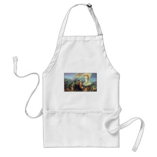 For Unto Us a Child is Born Aprons