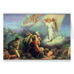 For Unto Us a Child is Born! Greeting Card