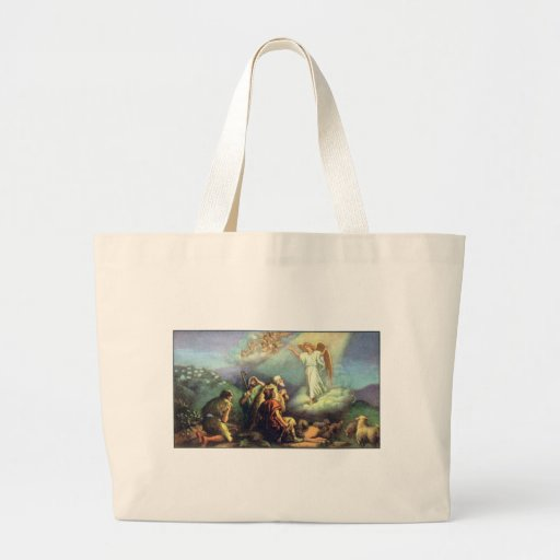 For Unto Us a Child is Born! Jumbo Tote Bag