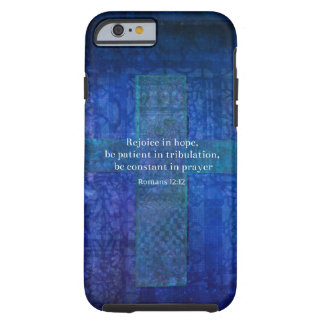 For we walk by faith, not by sight tough iPhone 6 case