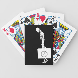 For what time remains.. Playing cards