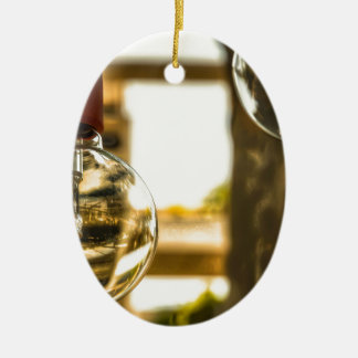 For when you need that lightbulb moment ceramic ornament