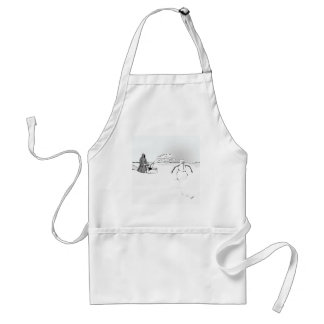 For whom the bell tolls aprons