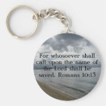 For whosoever shall call upon the name of the Lord Key Chain