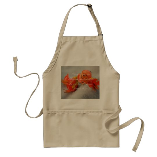 For You Adult Apron