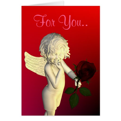 For You... Card