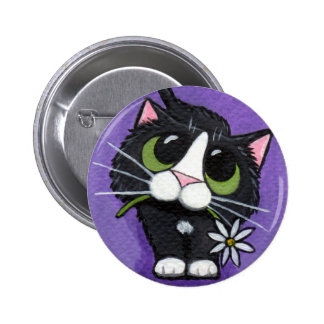 For You - Cat Button