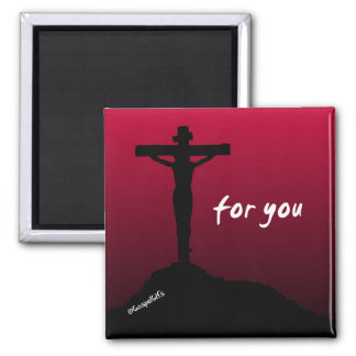 """For You"" Christian Magnet"