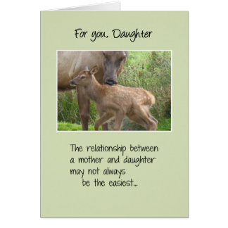 For You, Daughter Card