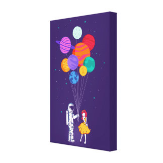 For You, Everything Canvas Print
