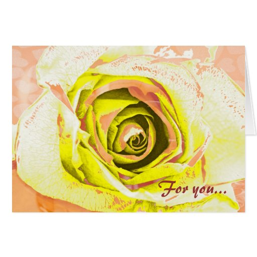 For you ....... greeting cards