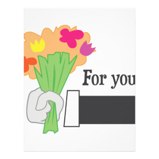 For You! Letterhead