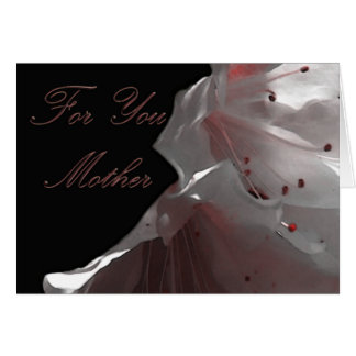 For You Mother Greeting Cards