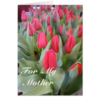 For You Mother Card