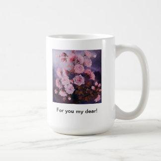 For you my dear coffee mugs