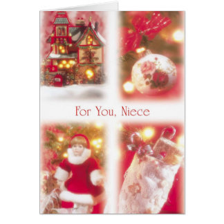 For You, Niece Card