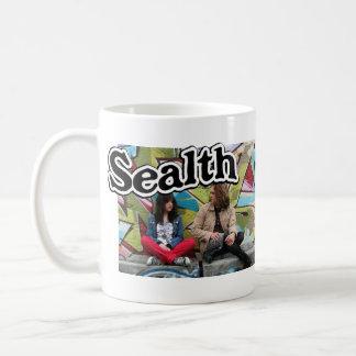 """""""For You"""" Sealth pop mug"""