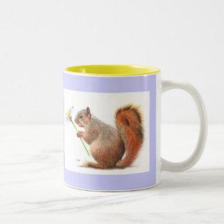 For You Two-Tone Coffee Mug