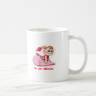 For You Valentine Coffee Mug