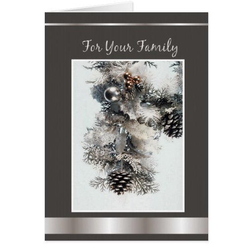 For Your Family Cards