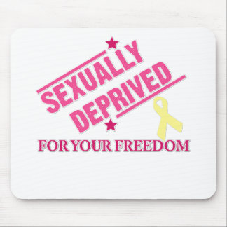 For your Freedom Mouse Pad