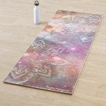 For Your Inner Peace Mandala Stars Yoga Mat