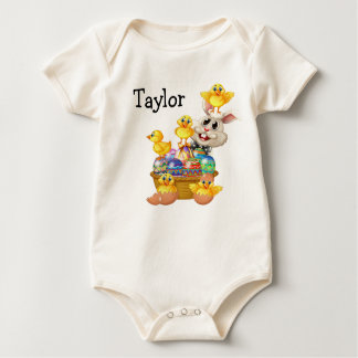 For Your Little Easter Bunny Baby Bodysuit