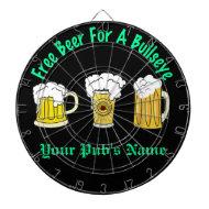For Your Pub Dartboard