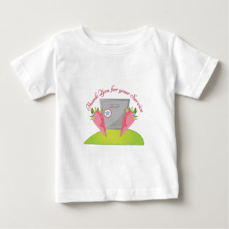 For Your Service Infant T-shirt