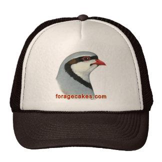 Forage Cakes:  Chukar Partridge Trucker Hat