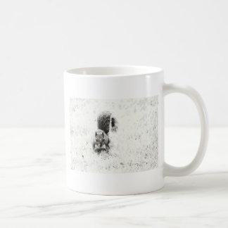 Foraging Squirrel (IR) Mug