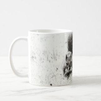 Foraging Squirrel (IR) Mugs