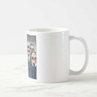 Forastero 4 la reunión tazas
