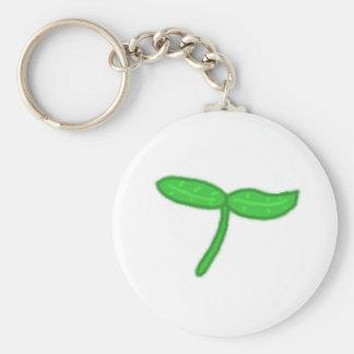 Foravenium Keychain(Logo Only) Basic Round Button Keychain