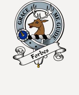 Forbes Clan Badge Shirts