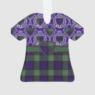 Forbes clan Plaid Scottish tartan