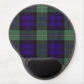 Forbes clan Plaid Scottish tartan Gel Mouse Pad